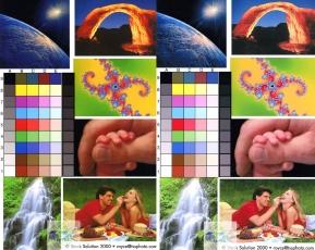 Бесплатная настройка цветового профиля под ваше печатное оборудование при первой покупке фотобумаги «PhotoBOOM»  !