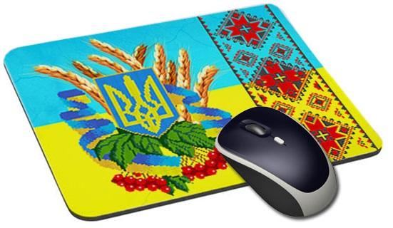Примеры работ печати на ковриках для мыши