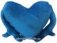 Подушка-обнимашка в форме