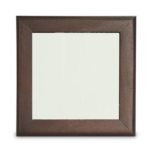 деревянная рамка под сублимационную плитку 10х10 см Photoboom