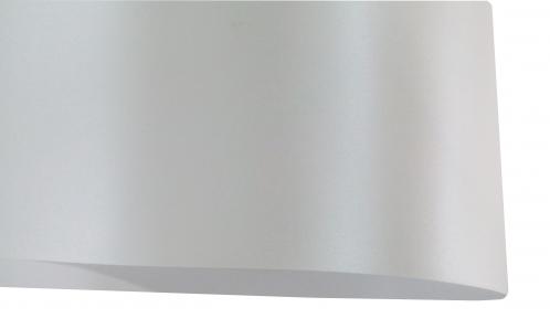 Арт.L2713 Дизайнерский картон Orion с жемчужным тиснением, серебристый 220 гр/м2
