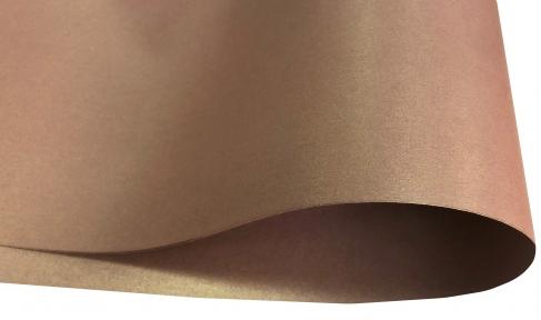 Арт.10404-00125037 Дизайнерский картон Weight, перламутровый коричневый, 250 гр/м2