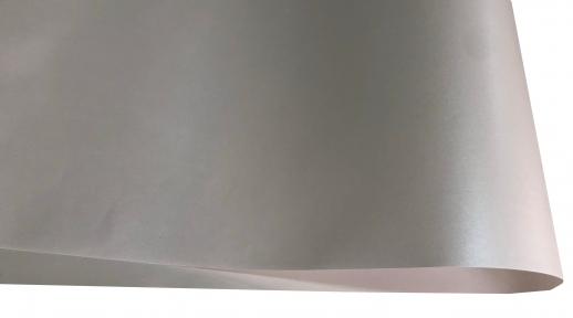 Арт.10413-00101 Дизайнерская бумага Brilliant Star, перламутровая белая, 120 гр/м2