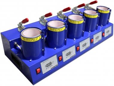Чашечный термопресс на 5 чашек
