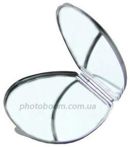 Зеркальце скругленная трапеция для сублимации