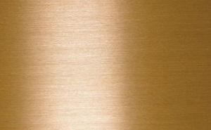 Металева пластина для сублімації, темне-золото глянець