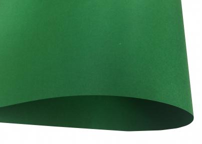 Арт.D1403 Дизайнерский картон Amazone, зеленый матовый, 250 гр/м2