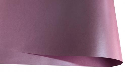 Арт.10212-12048 Дизайнерская бумага Brilliant Star, перламутровая сиреневая, 120 гр/м2