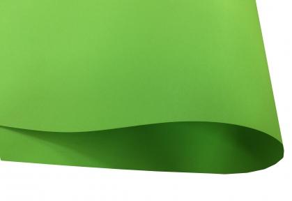 Арт.13101-12027 Дизайнерская бумага Hyacinth, гладкая, салатовая, 120 гр/м2