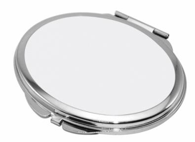 Дзеркальце у формі