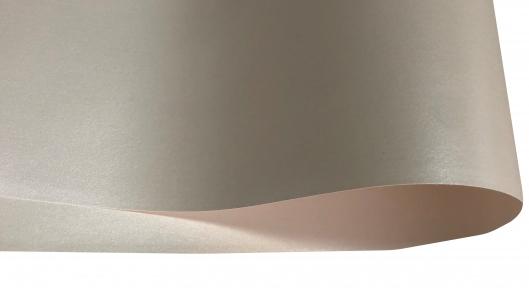 Арт.10404-00125001 Дизайнерский картон Weight, перламутровый кремовый, 250 гр/м2