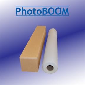 Односторонняя матовая фотобумага 180 г/м2, 1270 мм х 30 метров