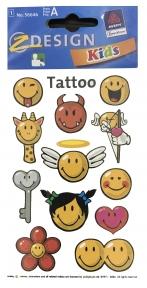 Татуювання зі смайликами