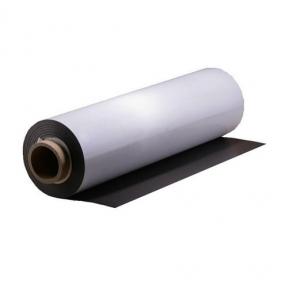 Магнитный винил с клейкой поверхностью, толщина 0.7 мм