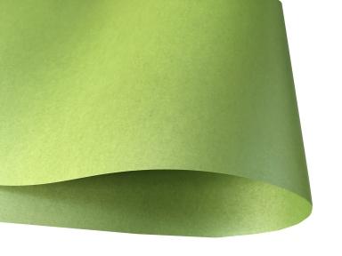 Арт.76760 Дизайнерская бумага Faireway, перламутровая салатовая, 120 гр/м2