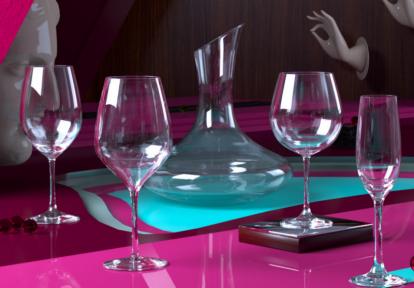Посуда для дома, ресторанов, кафе и баров с эксклюзивным дизайном