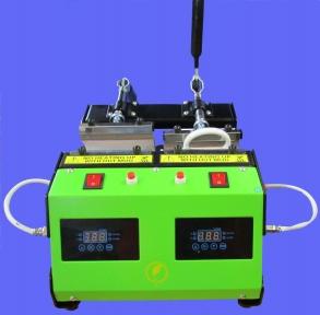 Чашечный термопресс для сублимации на 2 чашки АP1821