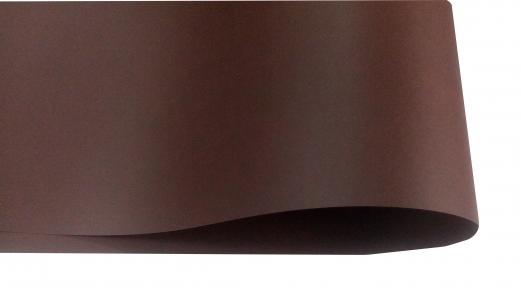 Арт.D3675 Дизайнерский картон Malmero TOURBE, темно-шоколадный, гладкий 250 г/м2