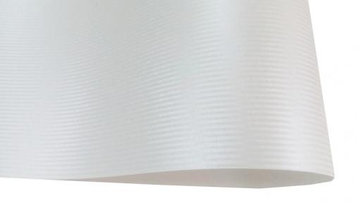 Арт.16549 Дизайнерский картон Astrosilver Cannete с тиснением полоска, перламутровый серебро, 220 гр/м2