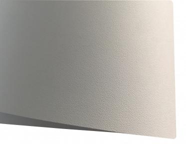 Арт.170311 Дизайнерский картон Vivaldi Set Zenit с тиснением скорлупа, белый, 300 гр/м2