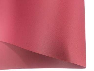 Арт.D2320 Дизайнерский картон Bordeaux, бордовый с тиснением волны, 260 гр/м2
