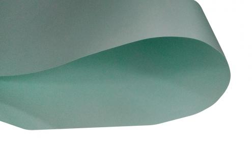 Арт.76891 Дизайнерская бумага Aquamarine, перламутровая аквамариновая, 120 гр/м2