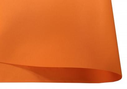 Арт.13101-12023 Дизайнерская бумага Hyacinth, оранжевая, 120 гр/м2