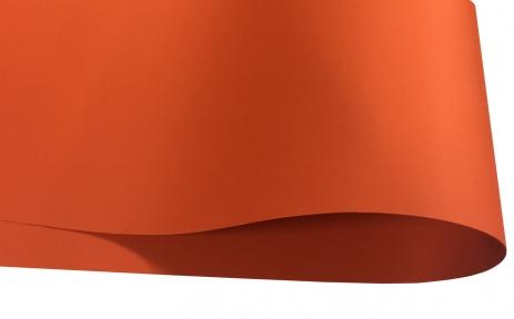 Арт.2580/3410 Дизайнерский картон Сover Board Classic, матовый оранжевый, 270 гр/м2