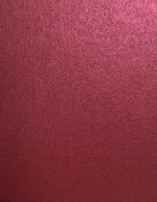 Арт.77021 Дизайнерский картон MARS, перламутровый бордовый, 285 гр/м2