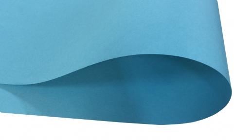 Арт.2580/5300 Дизайнерский картон Сover Board Classic, матовый бледно-голубой, 270 гр/м2
