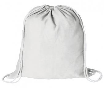 Рюкзак белый для сублимации, палаточная ткань