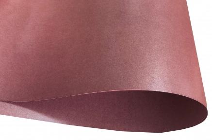 Арт.10404-00125020 Дизайнерский картон Weight, перламутровый сиреневый, 250 гр/м2