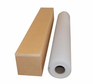 Холст синтетический с матовым покрытием для струйных принтеров 220 г/м2, 1270 мм х 30 метров