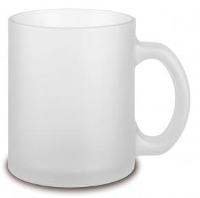 Скляна матова кружка для сублімації, G-Mug11