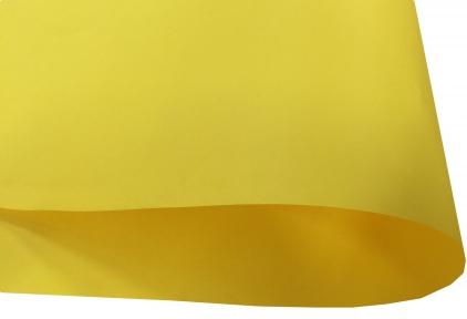 Арт.13101-12043 Дизайнерская бумага Hyacinth, гладкая, лимонная, 120 гр/м2