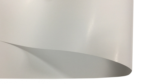 Арт.СС310/45*64 Дизайнерский картон Casino Classic (August Koehler AG), белый, 310 гр/м2