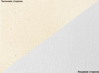 Полотно бавовняне з матовим покриттям для струменевих принтерів 350 г/м2, 610 мм х 18 метрів