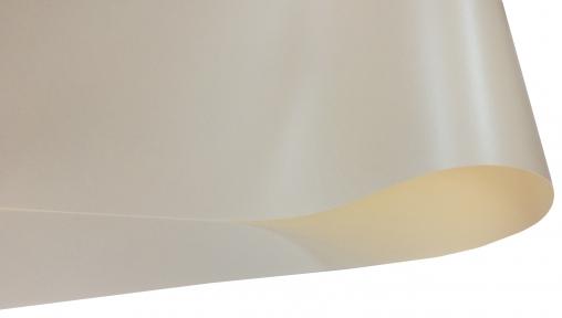 Арт.12170 Дизайнерская бумага Perl Dream Tafta, кремовая перламутровая, 120 гр/м2