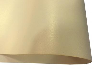 Арт.10404-00125034 Дизайнерский картон Weight, перламутровый кремовый с золотистым отливом, 250 гр/м2
