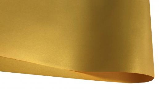 Арт.10404-00125012 Дизайнерский картон Weight, перламутровый золотой, 250 гр/м2