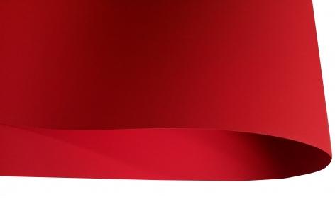 Арт.10114-24001 Дизайнерский картон Touch, красный, 240 гр/м2