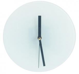 Круглые настенные часы для сублимации (d18)
