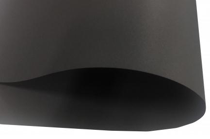 Арт.2580/9950 Дизайнерский картон Сover Board Classic, матовый черный, 270 гр/м2