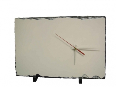 Фотокамінь з годинником SH37, розмір 390 х 270 мм