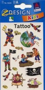 Татуировки с пиратами