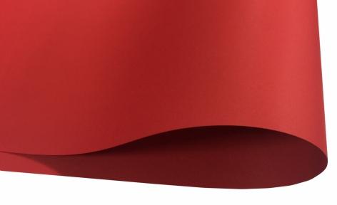Арт.2580/4220 Дизайнерский картон Сover Board Classic, матовый красный, 270 гр/м2