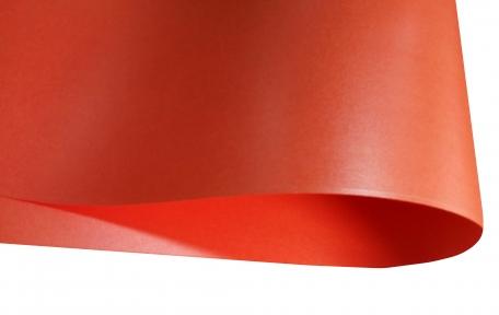 Арт.10212-24021 Дизайнерский картон Brilliant Star, перламутровый кораловый, 240 гр/м2
