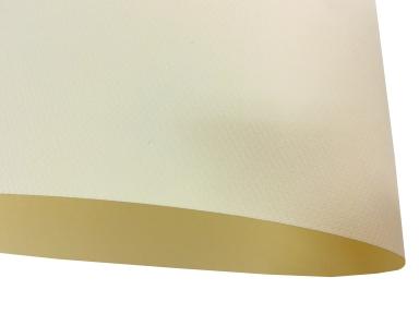 Арт.175309 Дизайнерский картон Vivaldi Krem Brick с тиснением плетения, кремовый, 300 гр/м2