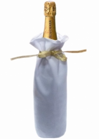 Мешочек под шампанское для сублимации (габардин)