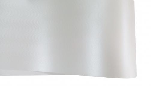 Арт.L2527 Дизайнерский картон Onda с тиснением волны, перламутровый, 220 гр/м2